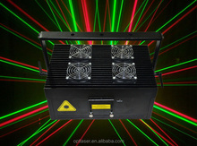 2016 hot sale programmable RGB full color animation RGB christmas lights projector RGB outdoor laser lighting