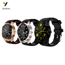 China wholesale 2018 high quality new design android 4.1 cheap 3g smart watch