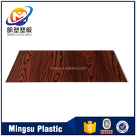 washable and waterproof PVC wall panel