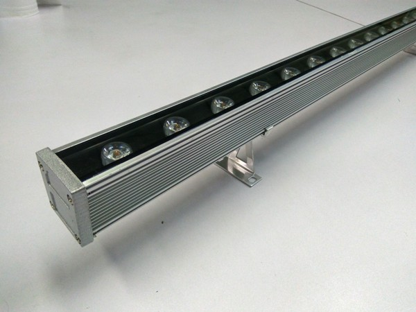 High power IP65 outdoor dmx512 rgb 18w led wall washer