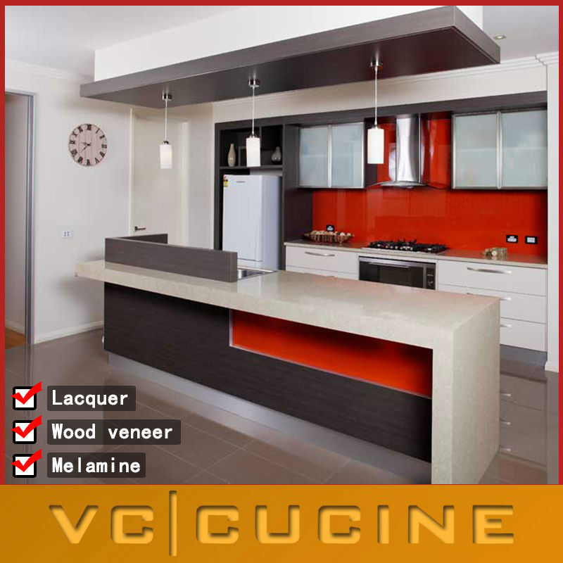 Lecong Modular High Gloss Lacquer Kitchen Cabinet Doors Buy High Gloss Lacq