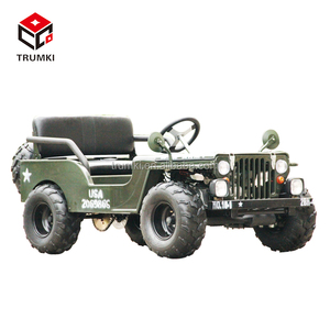 110cc mini jeep willys for sale