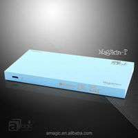2015 new cute design hot sale and high quality 6000mAh ULTRA SLIM POCKET POWER BANK