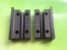 OEM China Factory Black POM/Acetal/Delrin Plastic CNC Machined Parts POM Turning Parts