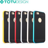 Wholesale Cell phone accessories TPU Shockproof Sublimation Phone Case For iPhone 6