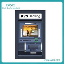 Mini ATM Machine with Cash Dispenser and Card Reader