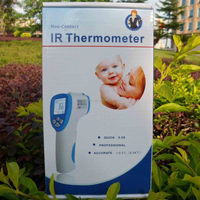 Non-contact infrared amazon hot body thermometer body temperature scanner