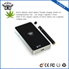 Alibaba express products PCC box 900mAh no-cotton e-cigarette mechanical mod