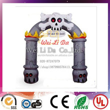 Halloween advertising product inflatable arch for sale