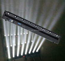 8x10W RGBW 4 in 1 beam wash moving head led small night light stage for choral(LY-188N)