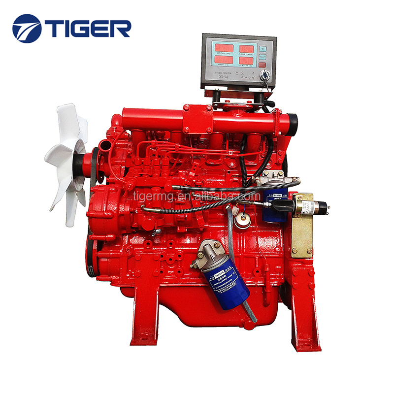 china best quanchai 490 diesel engine for firefighting use
