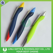 Different Color Boat Shape Good Rubber Pen