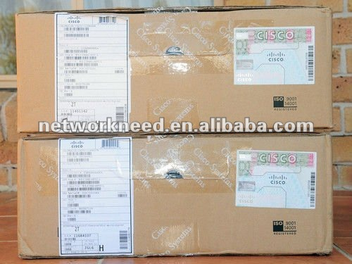 NIB Original Cisco Catalyst 2960 Plus 24 port Switch WS-C2960+24TC-L