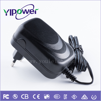 Universal Adapter 12V 1A 1.2A 1.5A 2A 2.5A US Plug AC DC Power Adapter 12W 14.4W 18W 24W 30W US Plug