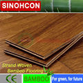 HOT SALES!!! 2013 Popular dark carbonized strand woven bamboo flooring