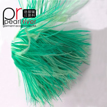 Decorative Feather Trimming Artificial Ostrich Feather Trimming