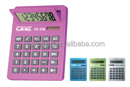 China Good business gift calculator with long service life