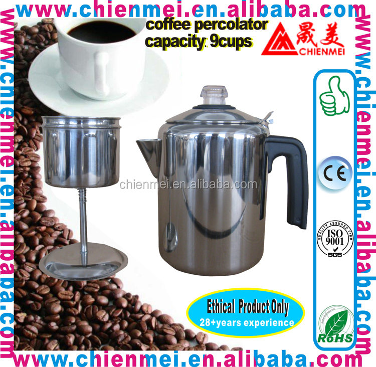 How to use a coffee percolator when camping trailscom