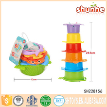 Baby Toys Product Stacking Cups High Quality Intelligent development educational baby toys