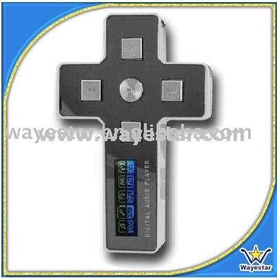 MP3 Cross Bible Player