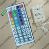 2014 Wireless RGB LED strip 44 key IR Remote controller