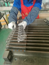 stainless steel refrigerator evaporator coil