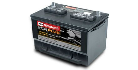Motorcraft Tested Tough Plus