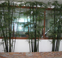 artificial bamboo for decoration /artifiical plant and tree / cheap artificial plant