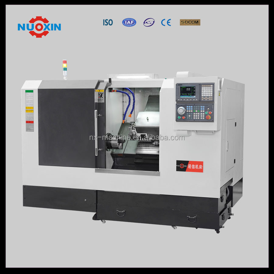 High stablity maching heavy-loading Metal Lathe CNC turning center