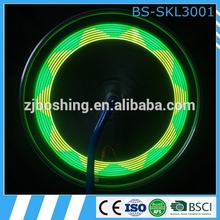 Colorful Flash Decorate LED Bicycle Wheel Light for Bike