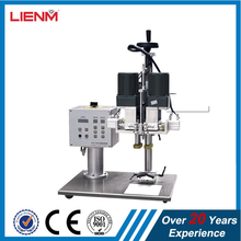 LM hot sale Semi-auto Capping Machine / Cap Sealing Machine