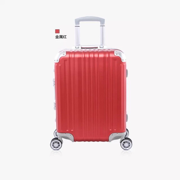 Aluminium Trolley Case and Suitcase Upright Spinner