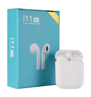 High quality earphone 2019 i11 tws earbuds cheap headphones earphones free shipping