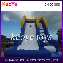 commercial grade inflatable water slide large,tall inflatable water slide,water slides for sale with pool