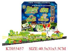Children Cheap Cartoon Train Toy Electric Train Toy Model Train