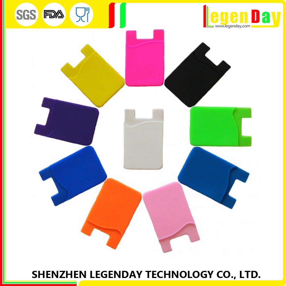 Fine Workmanship silicone cell phone case