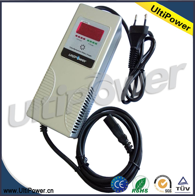 Ultipower 48v 2a silver beauty battery charger