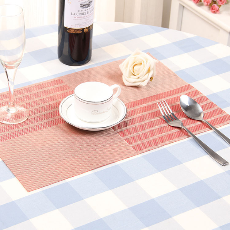 Heat Resistant And Water Proof Dinner Universal Smooth Surface Long Service Life Kids Placemat,Dining Table Mat