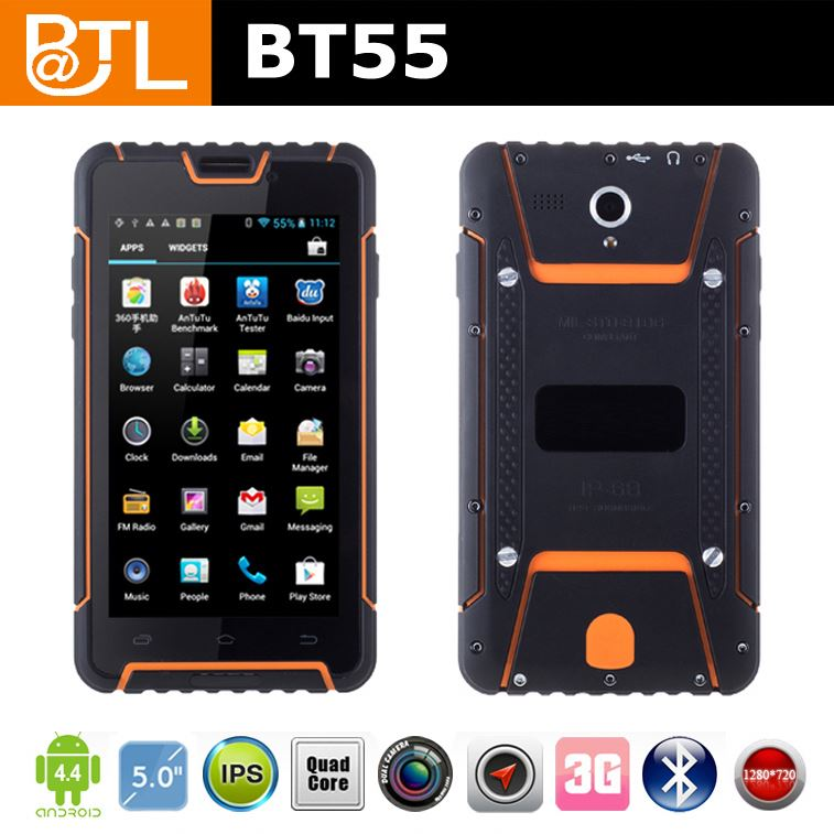 BATL BT55 ip68 android 4.4.2 waterproof floating mobile phone