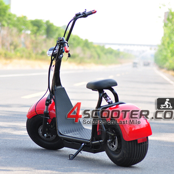 Economic and Efficient citycoco mini 2 wheel electric scooter