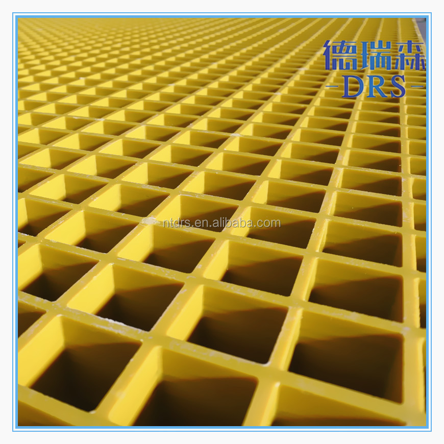 flame fire retardance fibreglass reinforced plastic grating