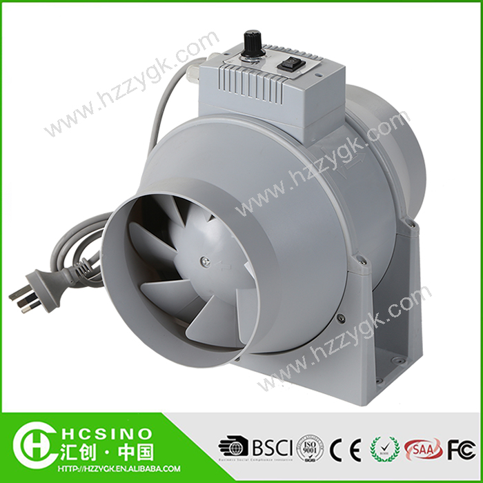 AC Electric Current Type and Axial Flow Fan Type 150mm Tube Fan/Ventilation Blower