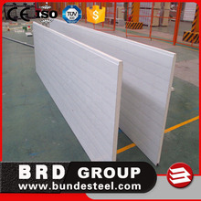 Henan BRD PU cold room wall/ceiling/floor panels, insulated cold storage panels