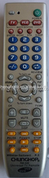 CCAC genuine original combination CHUNGHOP learning universal remote RM-88E TV/VCD/DVD 3-in-1
