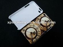 watch hard case back skin cover for ipod touch 4