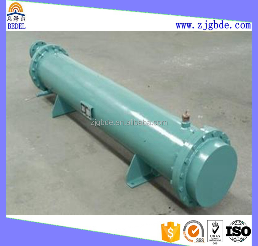 Tube and Shell heat exchanger & cooling systerm
