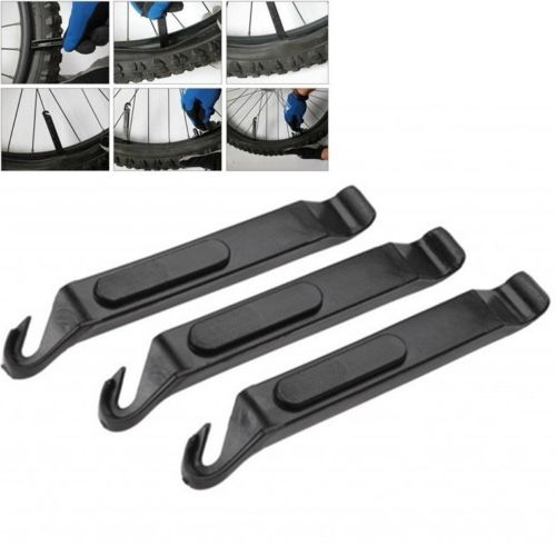 3 PCS Bike Cycling Bicycle Tyre Tire Lever Repair Opener Breaker Tool