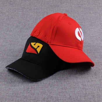 6 Panel Embroidery Baseball Cap Wholesale Custom Hat