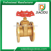 china factory price red handles manual standard forged high pressure double disk gate valve for hot oil,water