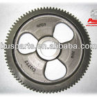 Bus accessories!! High Precision Auto parts Forging Gears (1280304051) gear box for Kinglong,Golden dragon,Higer bus spare part